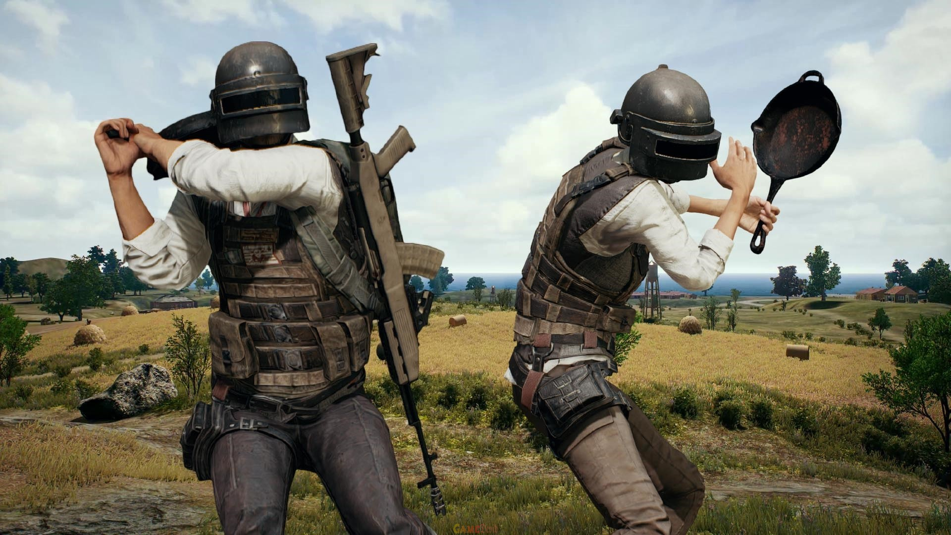 PUBG / PlayerUnknown's Battlegrounds Download Latest PS Game Edition