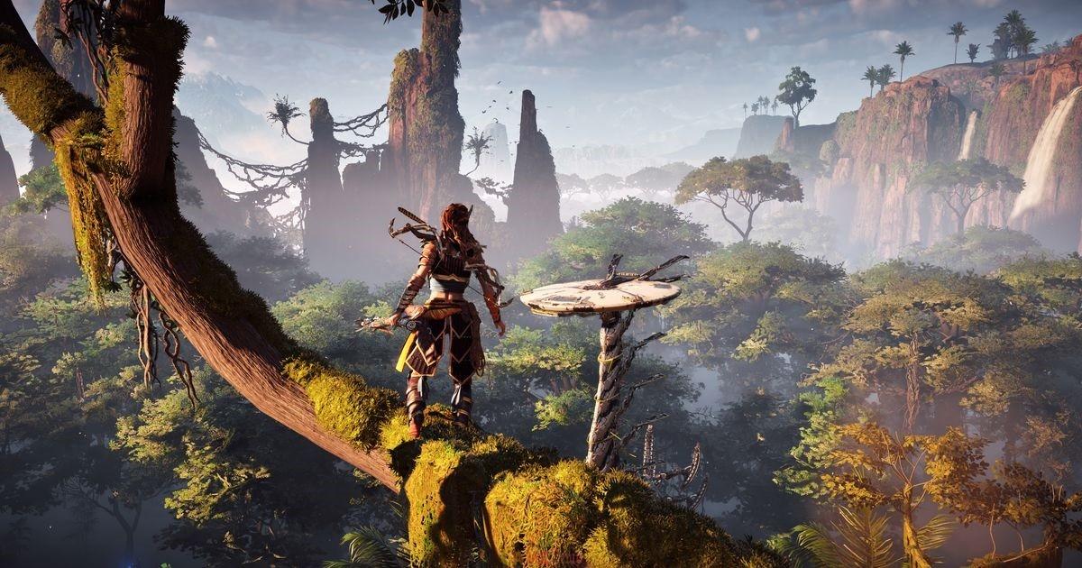 Horizon Zero Dawn Xbox Game Full Edition Free Download