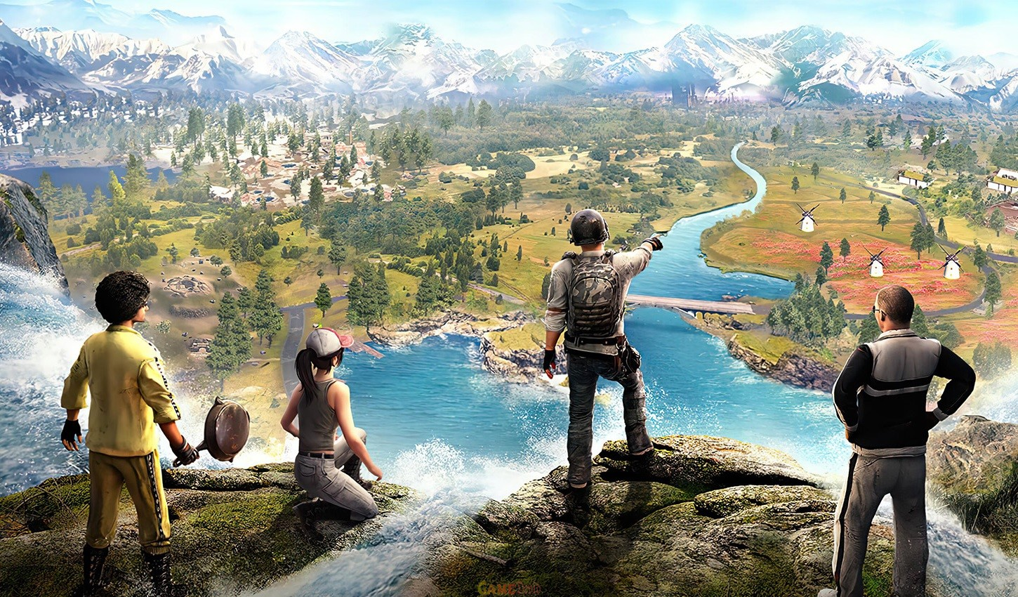 PUBG: New State PC Game 2021 Version Fast Download
