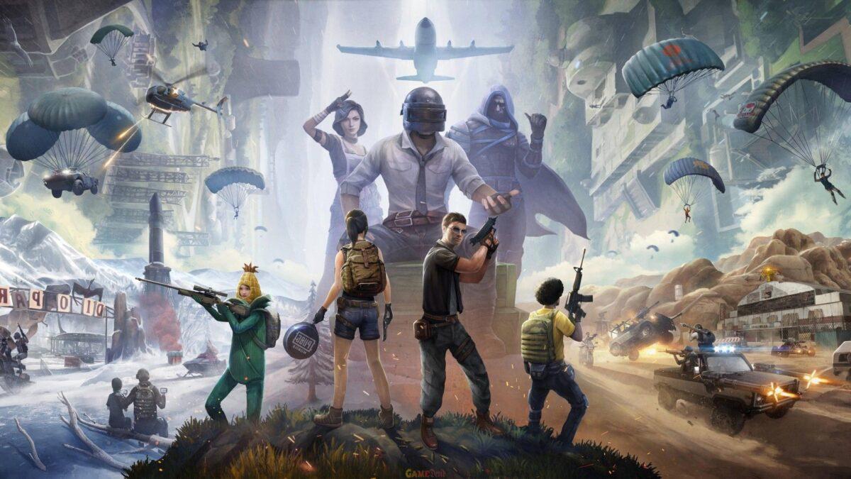 PUBG / PlayerUnknown's Battlegrounds PS5 Game Full Season Download