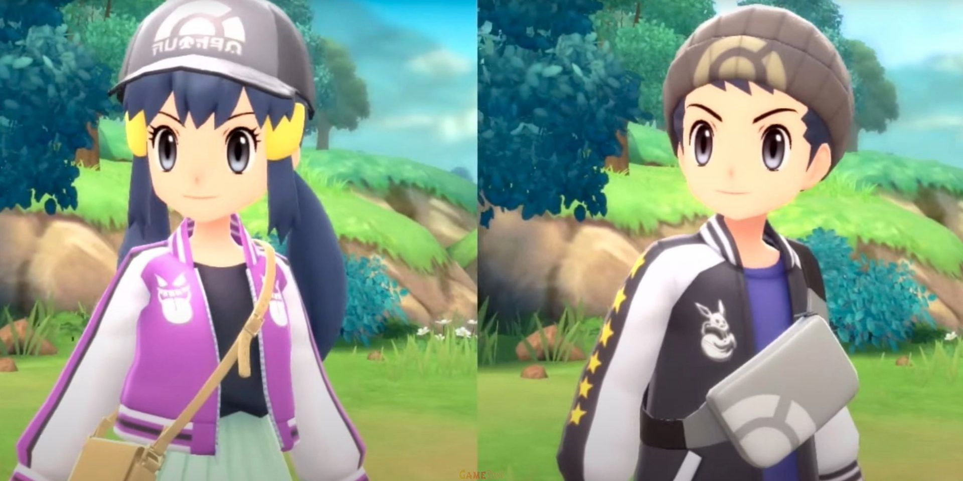 Pokémon Brilliant Diamond And Shining Pearl Android Game Full Setup Download
