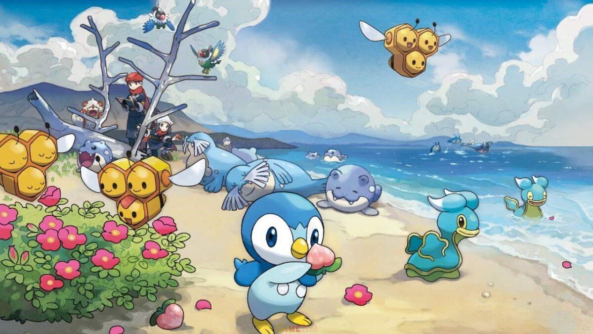 Pokémon Brilliant Diamond And Shining Pearl iOS Game Latest Download