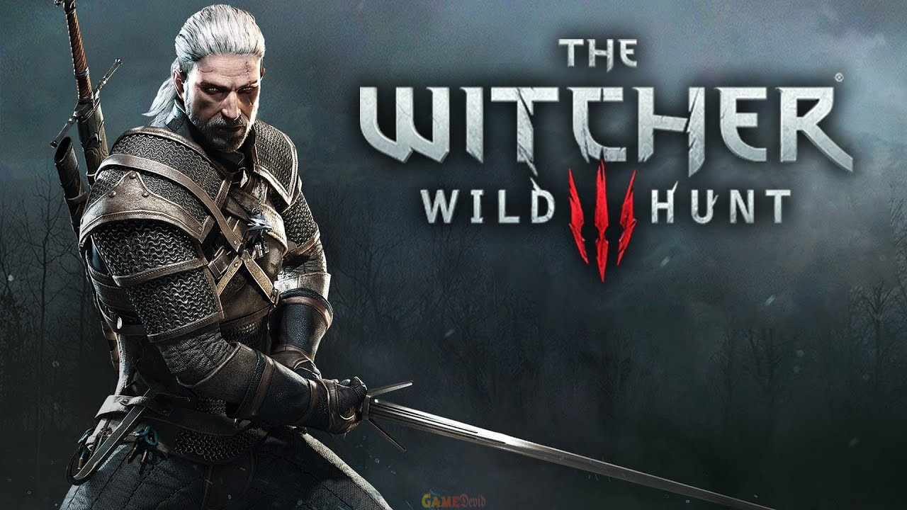 The Witcher 3: Wild Hunt Window PC Game HD Version Download