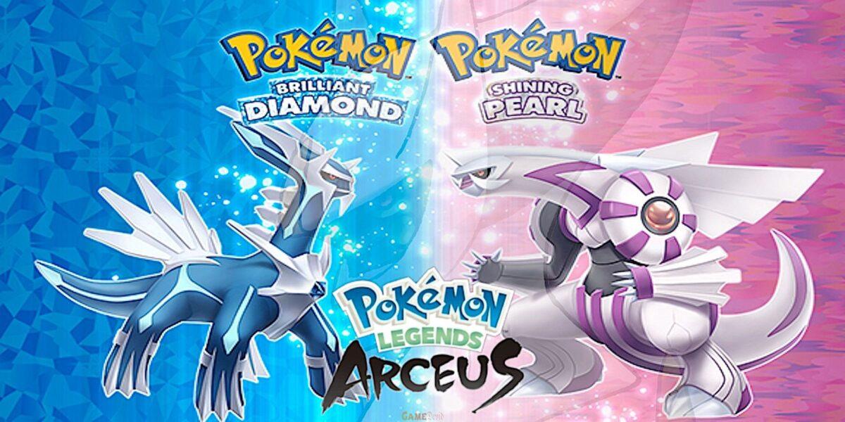 Pokémon Brilliant Diamond And Shining Pearl PS4 Full Season Game Download
