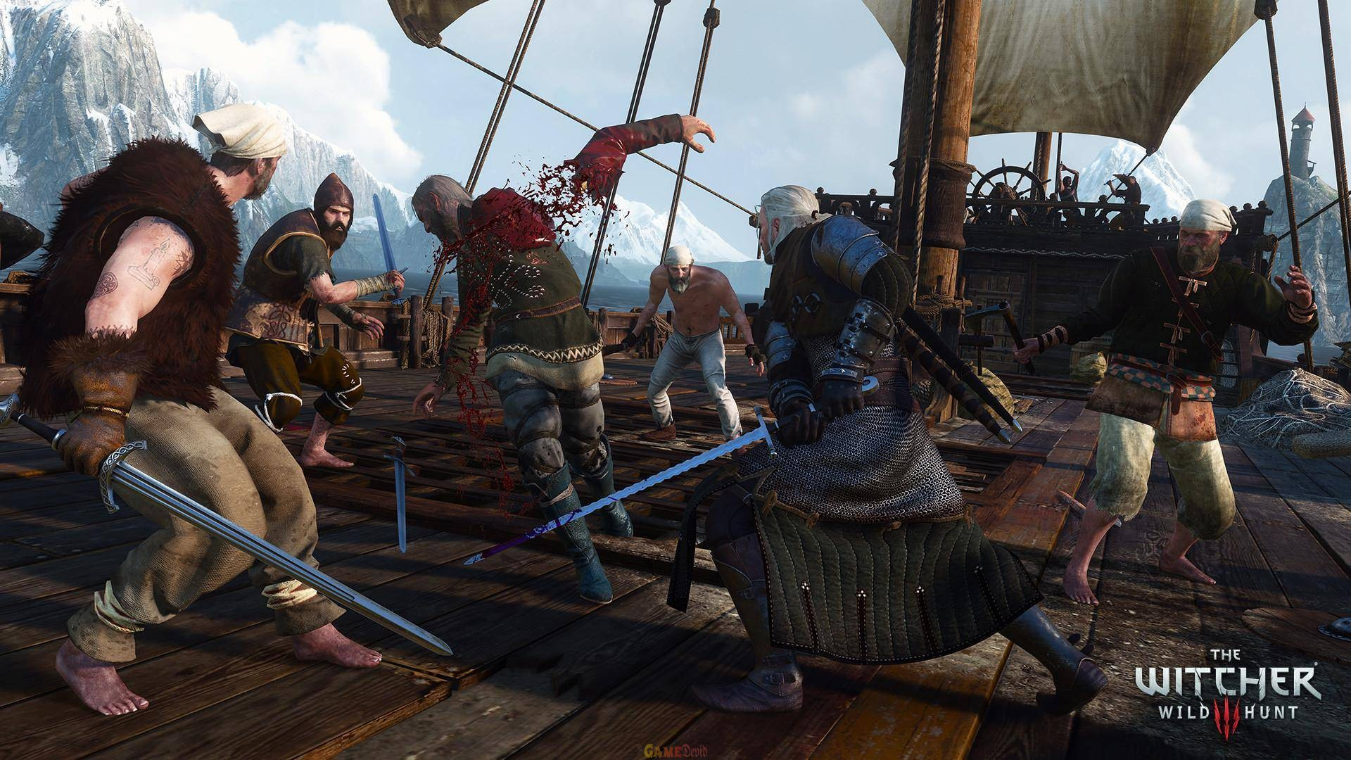 The Witcher 3: Wild Hunt PS5 Game 2021 Version Full Download